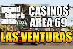 Casino DLC de GTA5 incluirá minijuegos