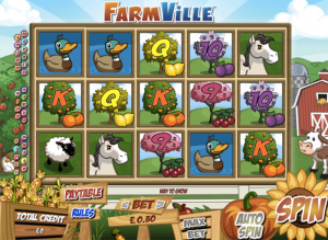 Farmville de Zynga está ahora disponible como juego de tragaperras con dinero real