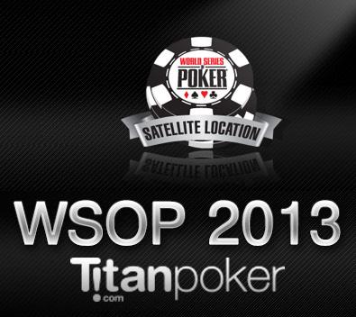 Gana accesos gratuitos a la WSOP en Titan Poker