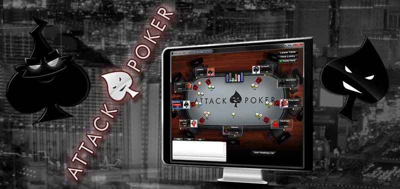 Lanzamiento en móviles de Attack Poker