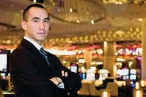 Lawrence Ho recibe opciones sobre acciones de un inversor de casinos en EspaAi??a.