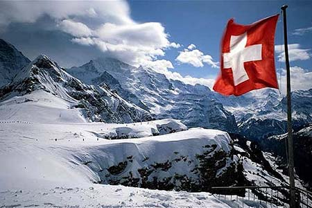 Suiza se mueve hacia la legislación del juego online