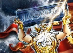 Toca el bote Midi de 103 635 euros en Hall of Gods