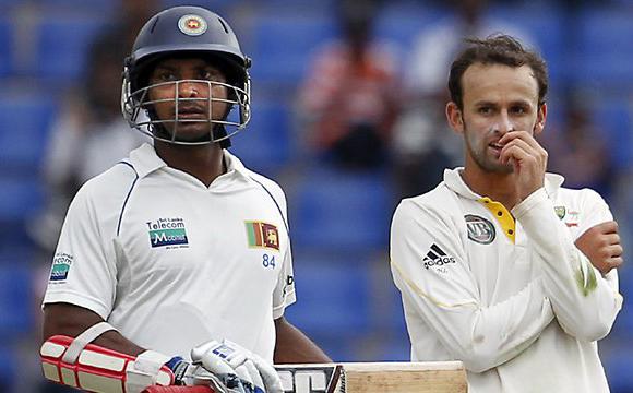 Vista previa de las test series de Australia contra Sri Lanka