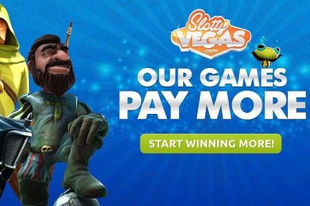 Slotty Vegas - Nuevo casino online