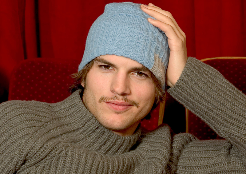 Ashton Kutcher estuvo al frente de un consorcio de apuestas estadounidense