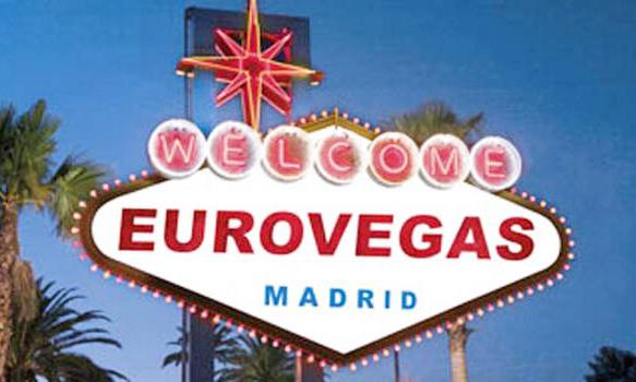 Luz verde al proyecto EuroVegas