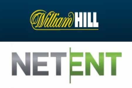 Net Entertainment proveerá al casino William Hill
