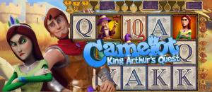 Nueva tragaperras del rey Arturo para Facebook