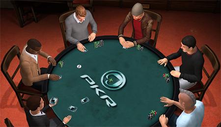 PKR lanza su aplicación de póquer con dinero de verdad